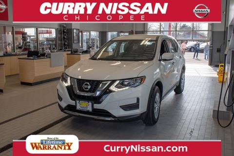 2017 Nissan Rogue for sale in Chicopee, MA