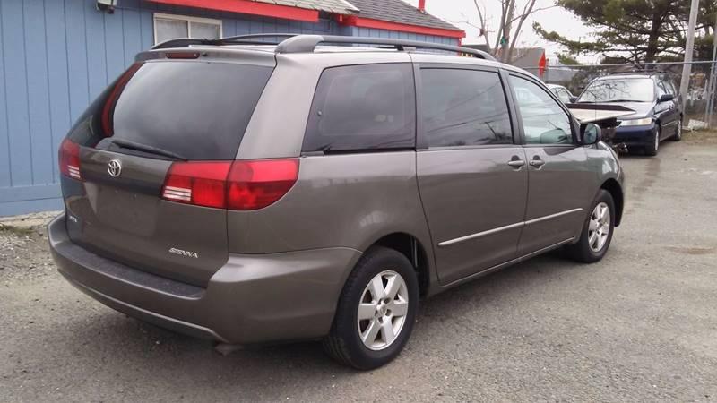2004 Toyota Sienna For Sale At Prestige Auto Sales In Salem MA