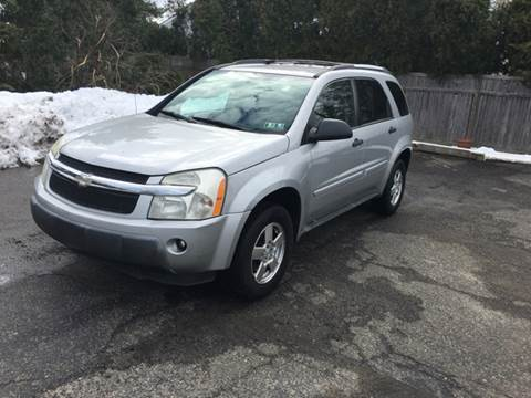 2005 Chevrolet Equinox for sale at Elwan Motors in West Long Branch NJ