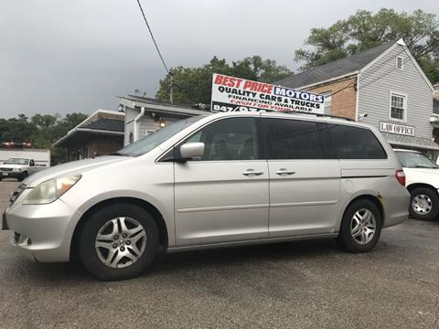 2005 Honda Odyssey for sale in Palatine, IL
