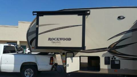 2016 Rockwood Rockwood Signature Ultra Lite
