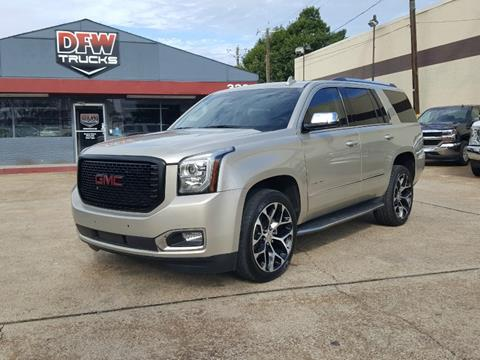 2016 GMC Yukon for sale in Garland, TX