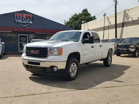 2012 GMC Sierra 2500HD for sale in Garland, TX