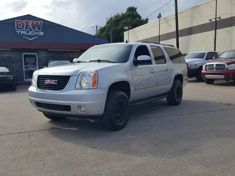 2013 GMC Yukon XL for sale in Garland, TX