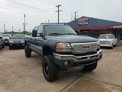 2006 GMC Sierra 2500HD for sale in Garland, TX