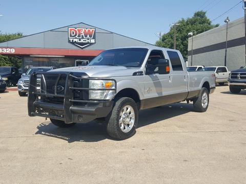 2012 Ford F-250 Super Duty for sale in Garland, TX