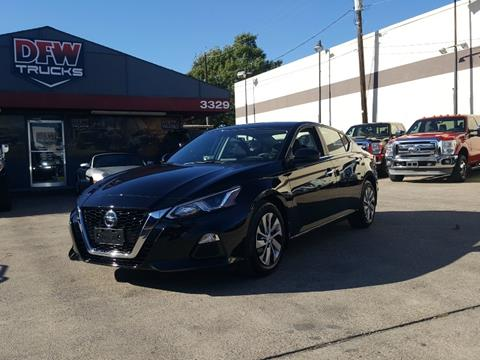 2020 Nissan Altima for sale in Garland, TX
