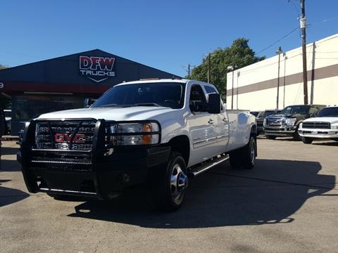 2014 GMC Sierra 3500HD for sale in Garland, TX