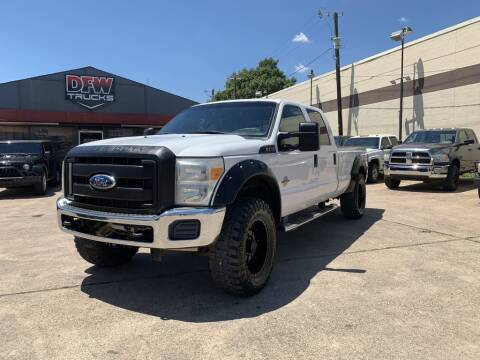 2011 Ford F-250 Super Duty for sale at DFW Trucks in Garland TX
