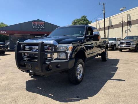 2012 Ford F-350 Super Duty for sale at DFW Trucks in Garland TX