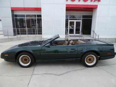 1992 Pontiac Firebird for sale in Dublin, GA