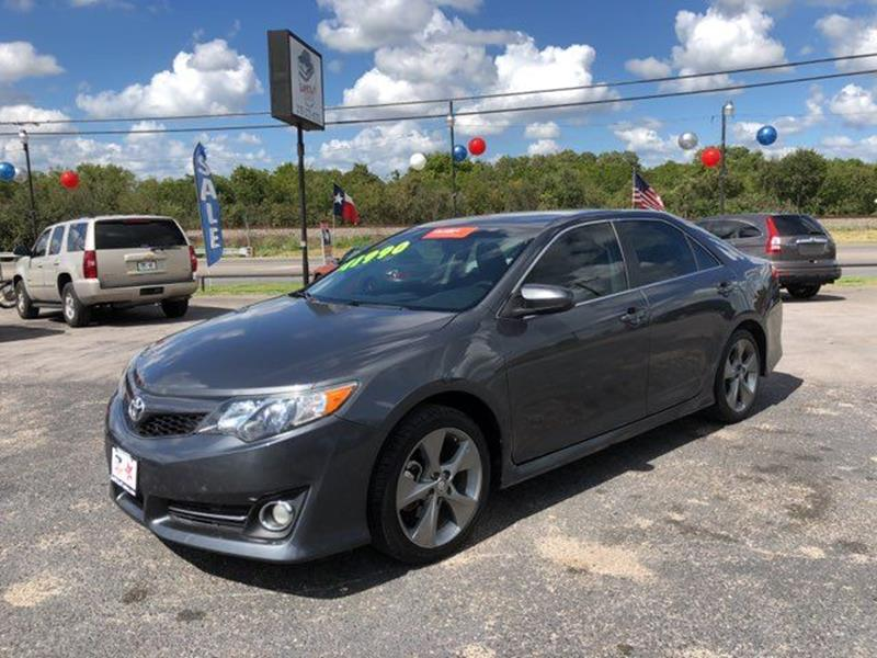 2012 Toyota Camry For Sale At Game Day Autos In Cibolo TX