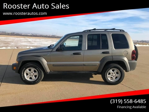 2007 Jeep Liberty for sale in Vinton, IA