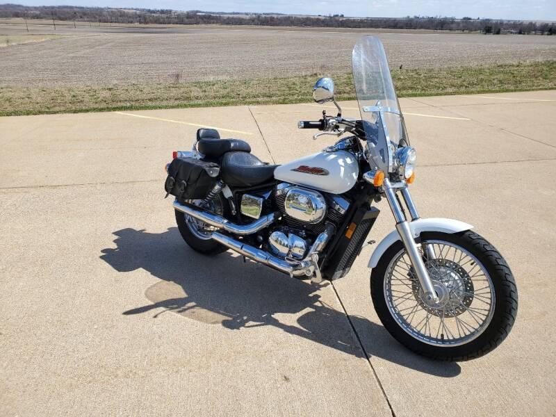 2001 Honda ShadowSpirit
