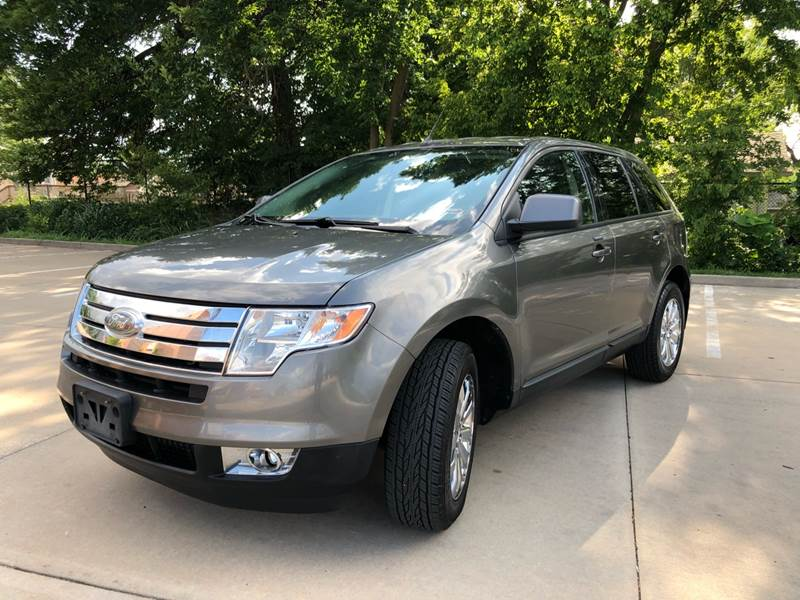 Ford Edge For Sale At Q And A Motors In St Louis Mo