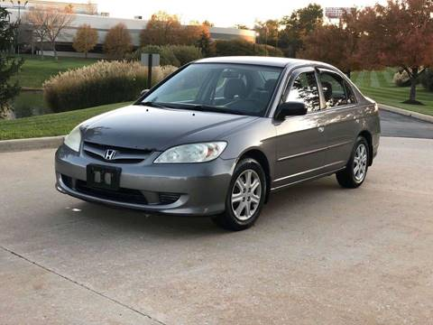 2004 Honda Civic for sale in St. Louis, MO