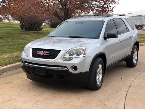 2010 GMC Acadia for sale in St. Louis, MO