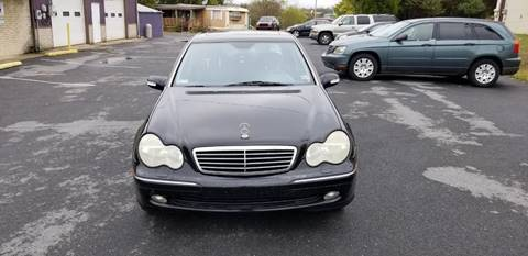 2002 Mercedes-Benz C-Class for sale in Saint Thomas, PA