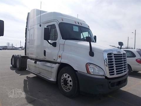 2012 Freightliner Cascadia for sale in Pharr, TX