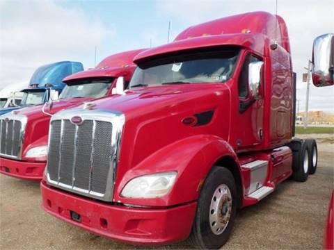2012 Peterbilt 587 for sale in Pharr, TX