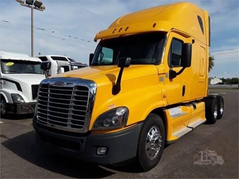2013 Freightliner Cascadia for sale in Pharr, TX