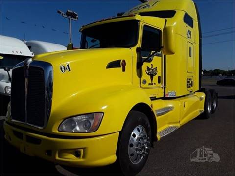 2011 Kenworth T660 for sale in Pharr, TX
