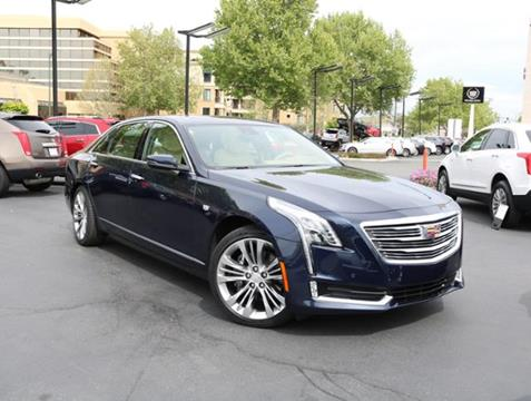 Cadillac ct6 for sale in california for Stead motors walnut creek
