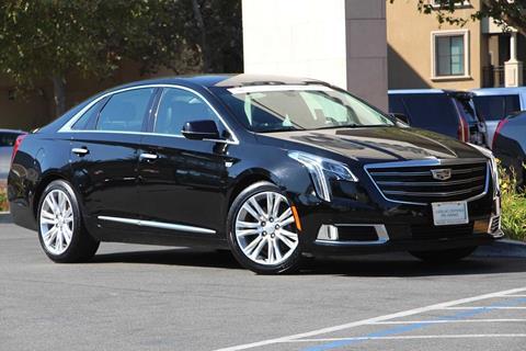 2018 Cadillac XTS for sale in Walnut Creek, CA