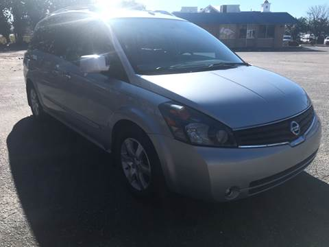 2008 Nissan Quest for sale in Greenville, SC