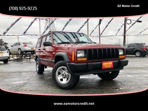1998 Jeep Cherokee for sale in Crestwood, IL
