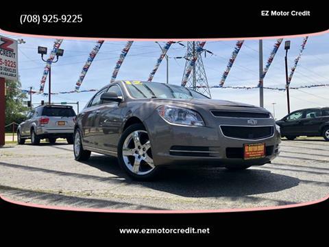 2012 Chevrolet Malibu for sale in Crestwood, IL