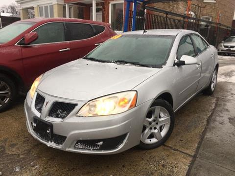 2010 Pontiac G6 for sale in Chicago, IL