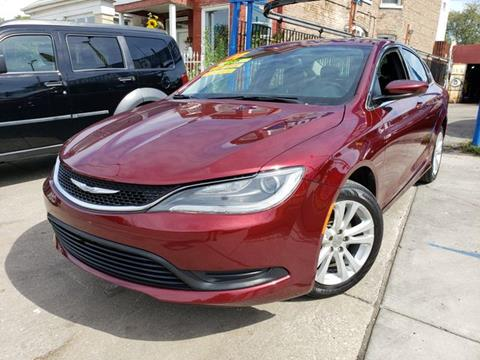 2017 Chrysler 200 for sale in Chicago, IL