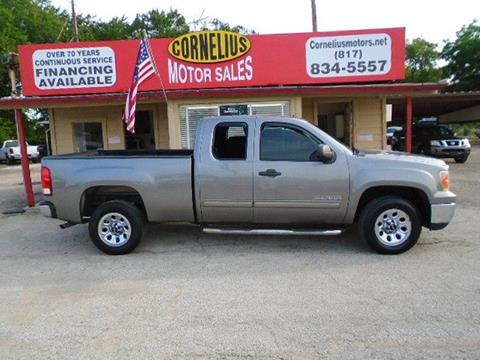 2012 GMC Sierra 1500 for sale in Fort Worth, TX