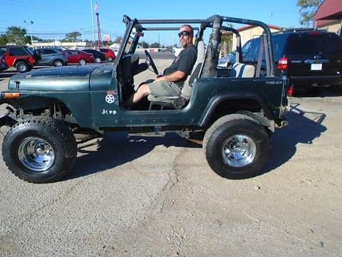 1994 Jeep Wrangler for sale in Fort Worth, TX