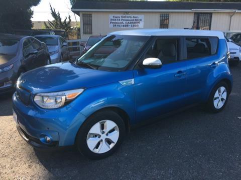Kia Soul Ev For Sale In Watsonville Ca Carsforsale