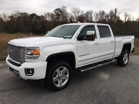 2015 GMC Sierra 2500HD for sale in Moncks Corner, SC