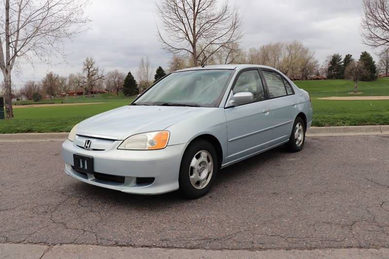 2003 Honda Civic For Sale At Americano Auto Sales LLC In Denver CO