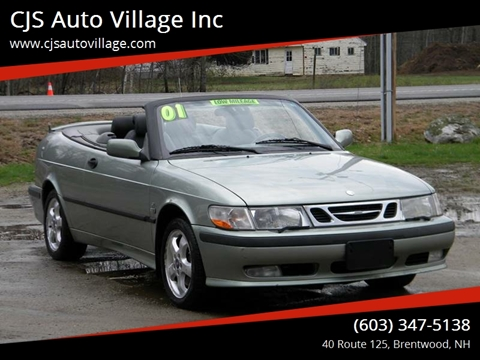 2001 Saab 9-3 for sale in Brentwood, NH