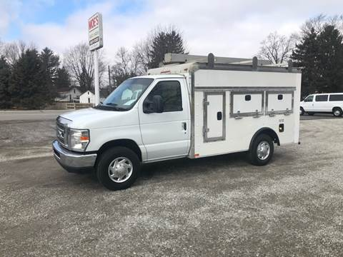 2014 Ford E-Series Chassis for sale in Spiceland, IN