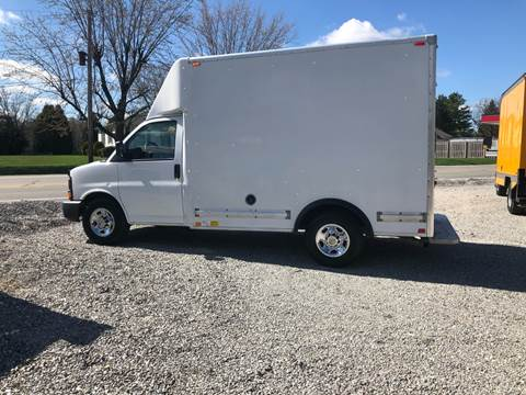2013 Chevrolet Express Cutaway for sale in Spiceland, IN
