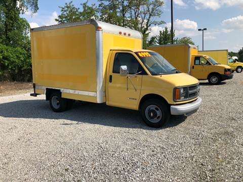 2002 Chevrolet Express Cutaway for sale in Spiceland, IN