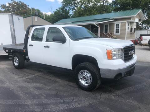 2008 GMC Sierra 2500HD for sale at MOES AUTO SALES in Spiceland IN
