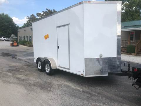 2017 Diamond Cargo 7X14TA-3500 for sale at MOES AUTO SALES in Spiceland IN