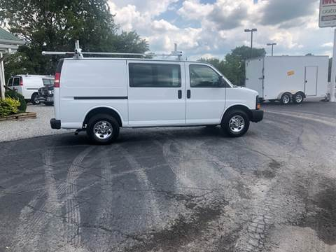 2007 Chevrolet Express Cargo for sale at MOES AUTO SALES in Spiceland IN