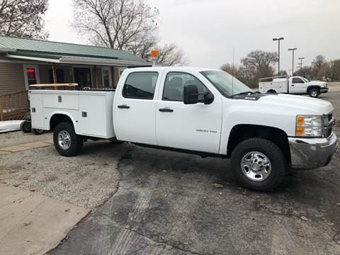 2010 Chevrolet Silverado 3500HD for sale at MOES AUTO SALES in Spiceland IN
