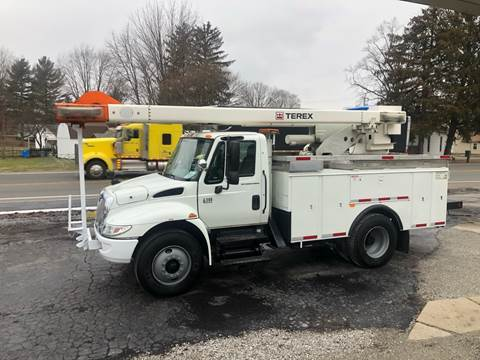 2007 International DuraStar 4300 for sale at MOES AUTO SALES in Spiceland IN