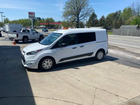 2015 Ford Transit Connect Cargo for sale at MOES AUTO SALES in Spiceland IN