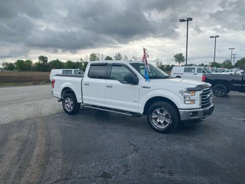 2015 Ford F-150 for sale at MOES AUTO SALES in Spiceland IN