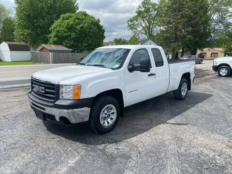 2012 GMC Sierra 1500 for sale at MOES AUTO SALES in Spiceland IN